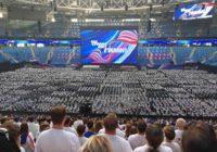 Смоленские музыканты и хористы приняли участие в установлении мирового рекорда