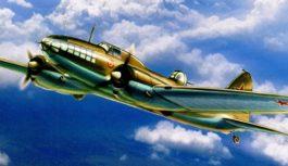 В Смоленской области поисковики нашли обломки бомбардировщика ДБ-3Ф, сбитого в самом начале войны