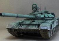 Первые контрольные танковые стрельбы прошли в Смоленской области