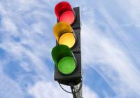 В Смоленске появилось сразу несколько новых светофоров