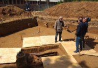 Во Франции начали экспертизу найденных в Смоленске предполагаемых останков генерала Гюдена